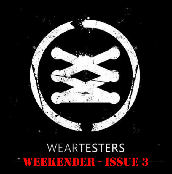WearTesters Weekender Illustrator