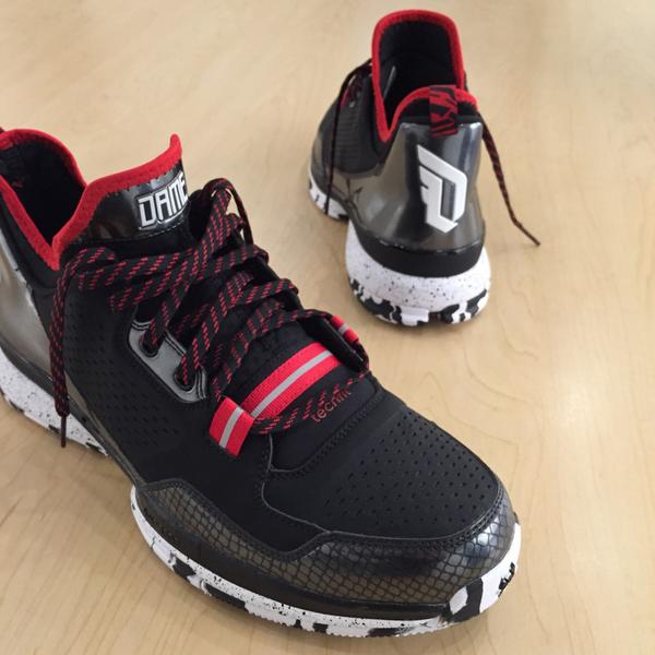 adidas D Lillard 1 – First Look1
