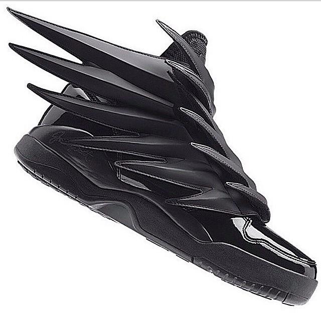 Habitat afternoon Outdoor  adidas Originals by Jeremy Scott JS Wings 3.0 'Dark Knight' - WearTesters