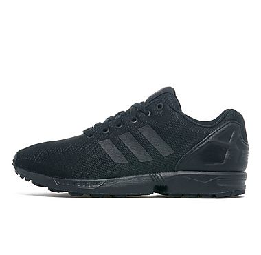 adidas ZX Flux 'Blackout' - Available Now