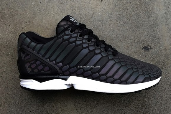 adidas ZX Flux 'Reflective Snake'