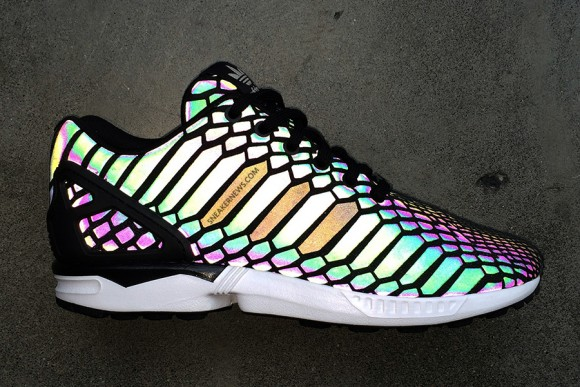 adidas ZX Flux 'Reflective Snake'2