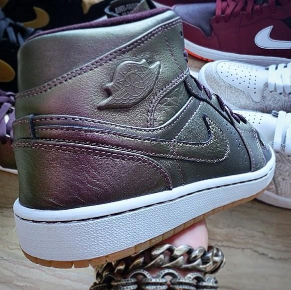 Nike Air Jordan 1 Anti Gravity Machine Sneakers 10