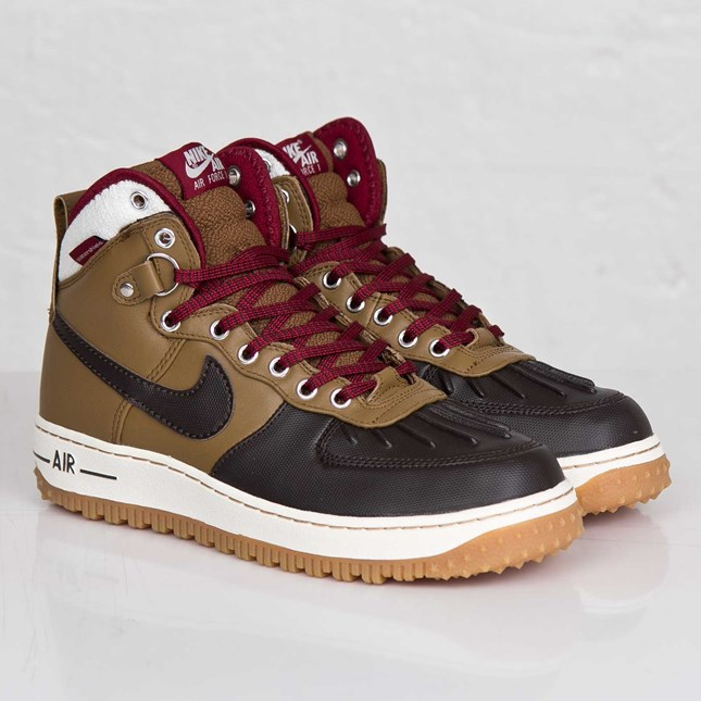 Nike Air Force 1 Duckboots Available Now