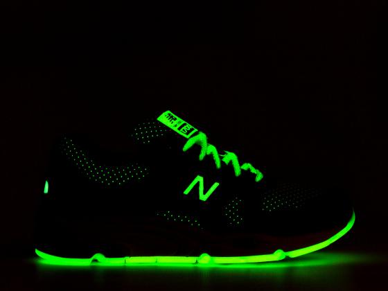new balance glow in the dark