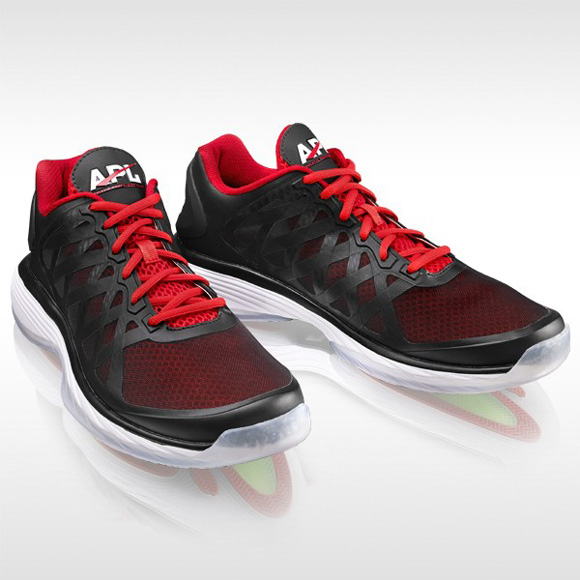 APL Vision Low Black Red - Available Now 2