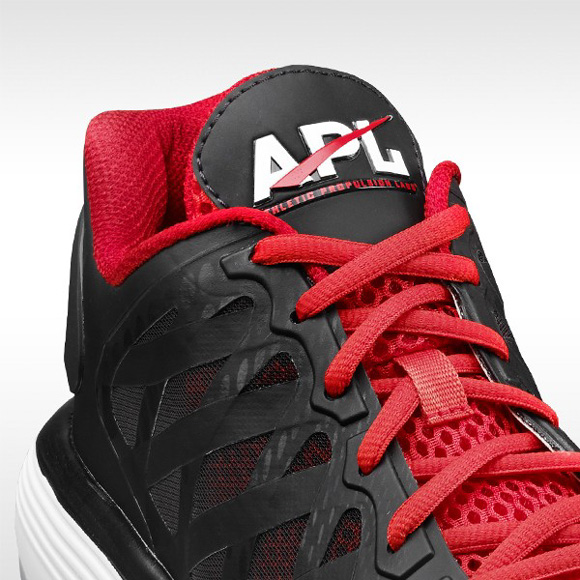 APL Vision Low Black Red - Available Now 3