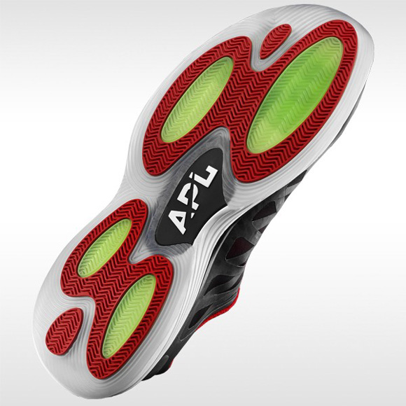 APL Vision Low Black Red - Available Now 4
