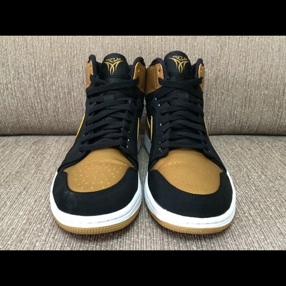 Air Jordan 1 Retro High 'Melo' - Another Look5