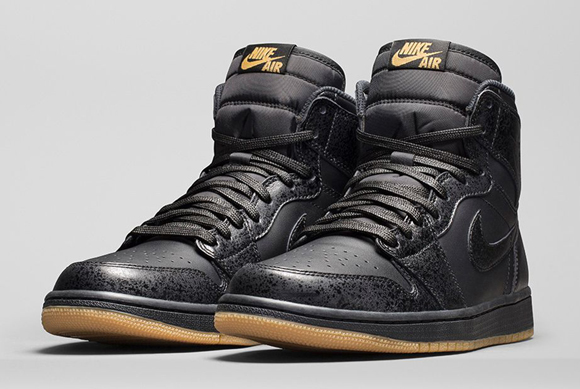Air Jordan 1 Retro High OG Black Gum – Official Look + Release Info 1