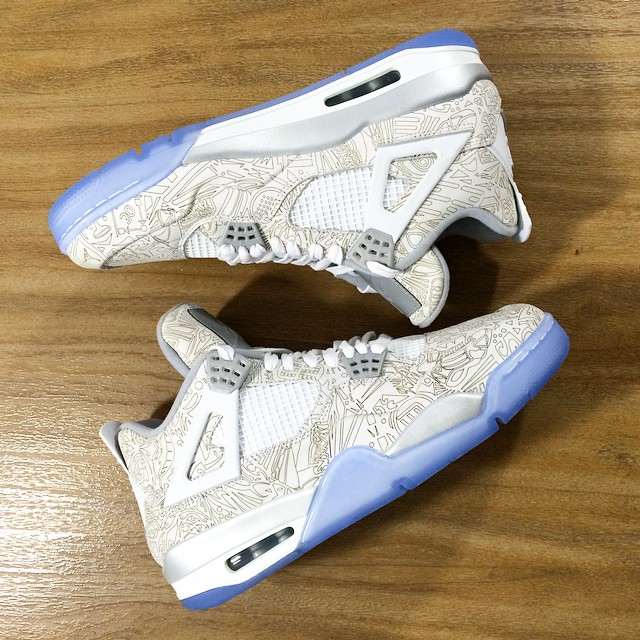 Air Jordan 4 Retro '30th Anniversary Laser'