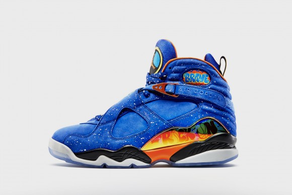 Air Jordan 8 'Doernbecher' – Officially Unveiled7