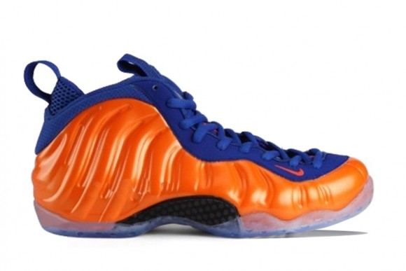 Nike Air Foamposite One 'Knicks' – Available for Pre-Order