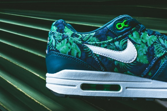Nike Air Max 1 GPX Space Blue: Blue Jade