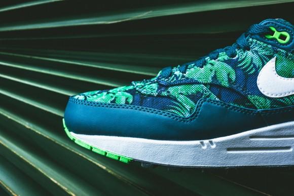 Nike Air Max 1 GPX Space Blue: Blue Jade1