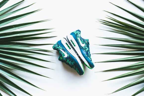 Nike Air Max 1 GPX Space Blue: Blue Jade6