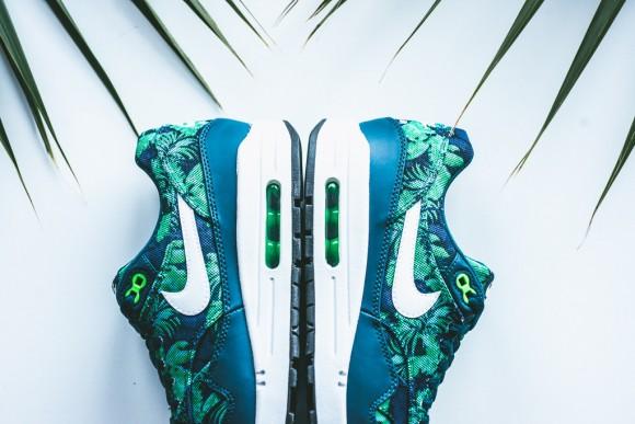 Nike Air Max 1 GPX Space Blue: Blue Jade9