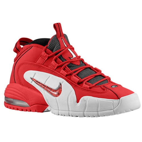 Nike Air Max Penny 1 University Red: White – Available Now
