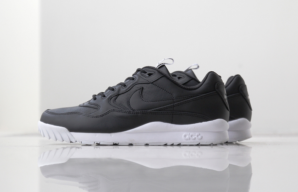 Correa muerte retirada  Nike Air Wildwood ACG Premium Black/White - Detailed Look - WearTesters