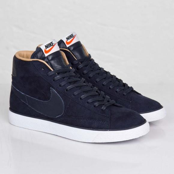 Nike Blazer High SP 'Obsidian' 1