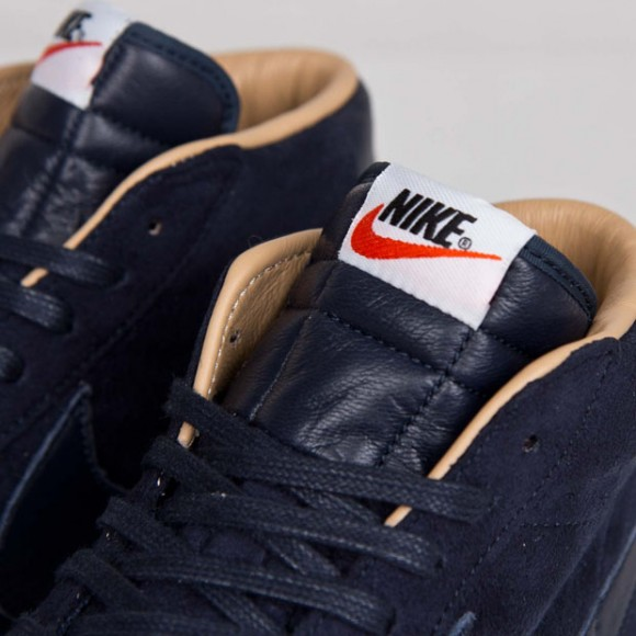 Nike Blazer High SP 'Obsidian' 5