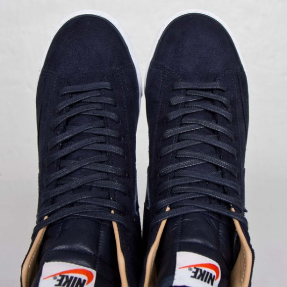 Nike Blazer High SP 'Obsidian' 7