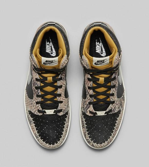 Nike Dunk CMFT Premium 'Crocodile Print'3