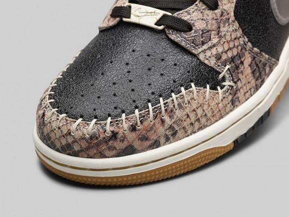 Nike Dunk CMFT Premium 'Crocodile Print'4