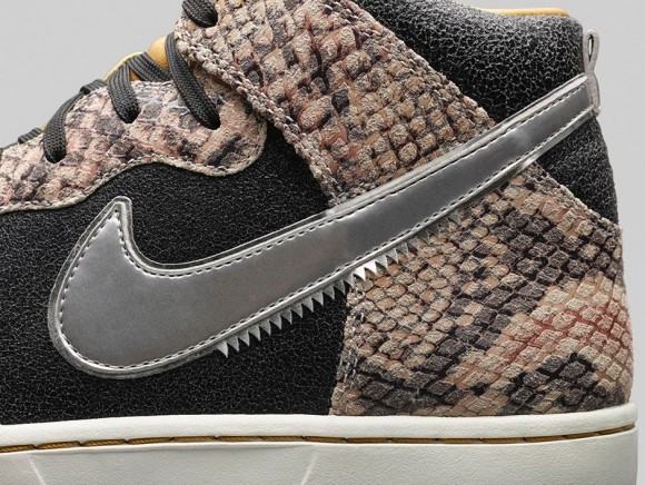 Nike Dunk CMFT Premium 'Crocodile Print'5