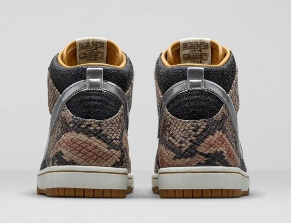 Nike Dunk CMFT Premium 'Crocodile Print'6