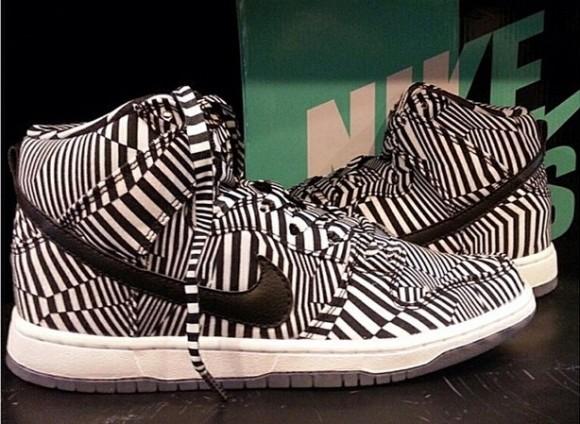 Nike Dunk High Premium SB 'Concept Car'1