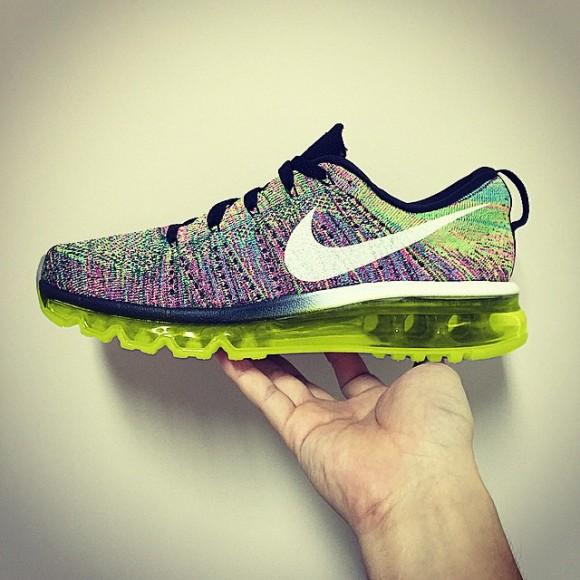 Nike Flyknit Air Max 'Multicolor' – Alternative Look