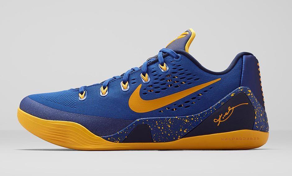 Nike Kobe 9 EM 'Gym Blue' - Release