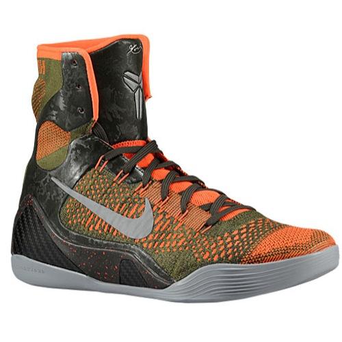 Nike Kobe 9 Elite 'Sequoia' – Available Now