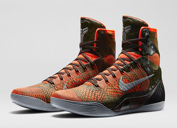Nike Kobe 9 Elite 'Sequoia' – Official Look + Release Info 1