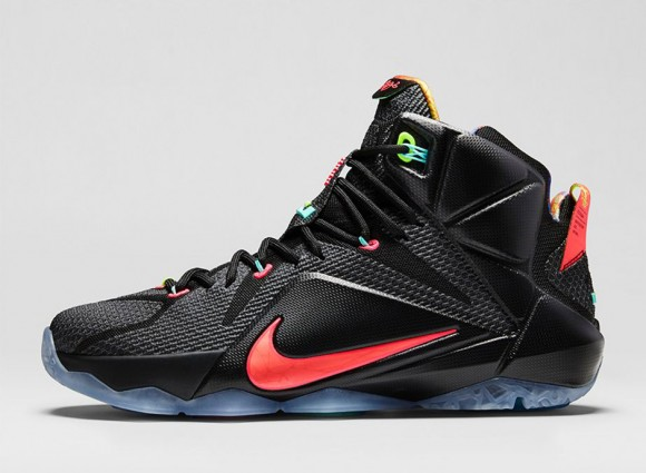 Nike LeBron 12 'Data' - Official Look + Release Info 2