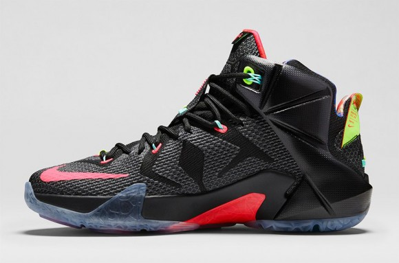 Nike LeBron 12 'Data' - Official Look + Release Info 3