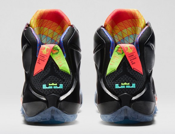 Nike LeBron 12 'Data' - Official Look + Release Info 5