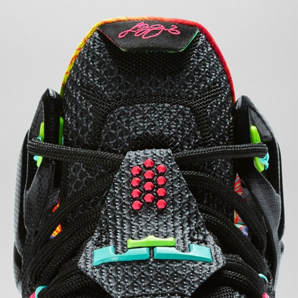 Nike LeBron 12 'Data' - Official Look + Release Info 9