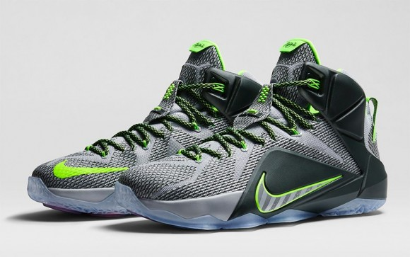 Nike LeBron 12 'Dunk Force' - Official Look + Release Info1