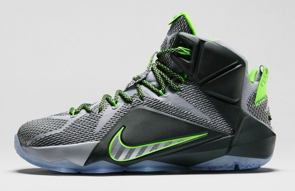 Nike LeBron 12 'Dunk Force' - Official Look + Release Info2