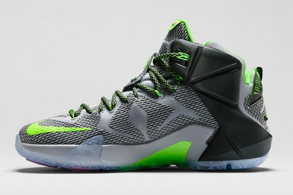 Nike LeBron 12 'Dunk Force' - Official Look + Release Info3