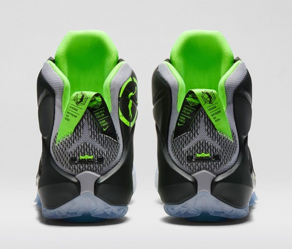Nike LeBron 12 'Dunk Force' - Official Look + Release Info4