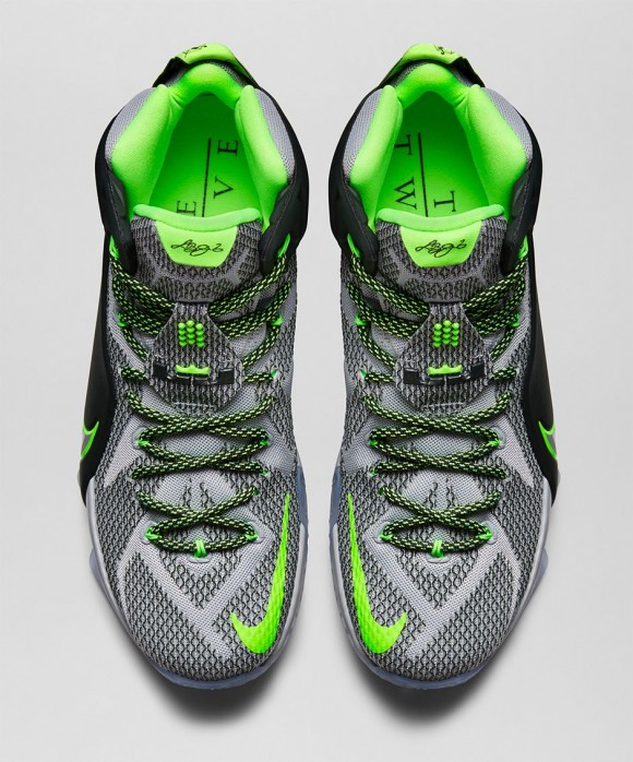 Nike LeBron 12 'Dunk Force' - Official Look + Release Info5