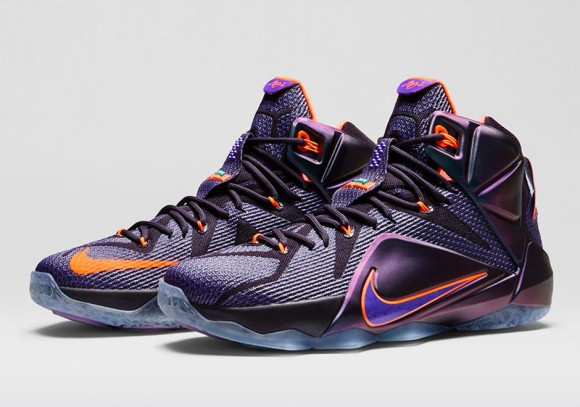 Nike LeBron 12 'Instinct' – Official Images + Release Info 1