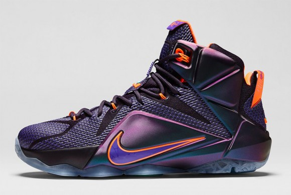 Nike LeBron 12 'Instinct' - Official Images + Release Info 2