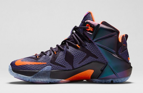 Nike LeBron 12 'Instinct' - Official Images + Release Info 3