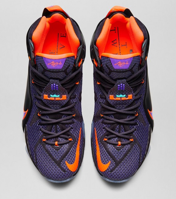 Nike LeBron 12 'Instinct' - Official Images + Release Info 4