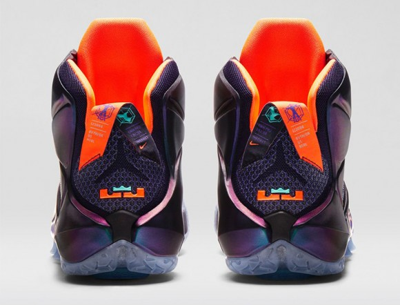 Nike LeBron 12 'Instinct' - Official Images + Release Info 5