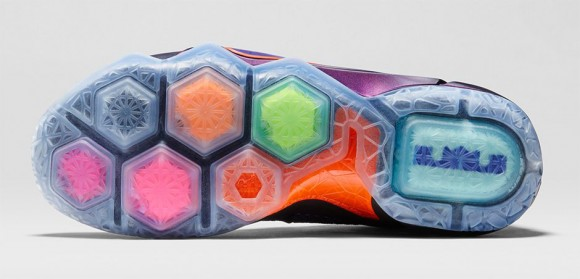 Nike LeBron 12 'Instinct' - Official Images + Release Info 6